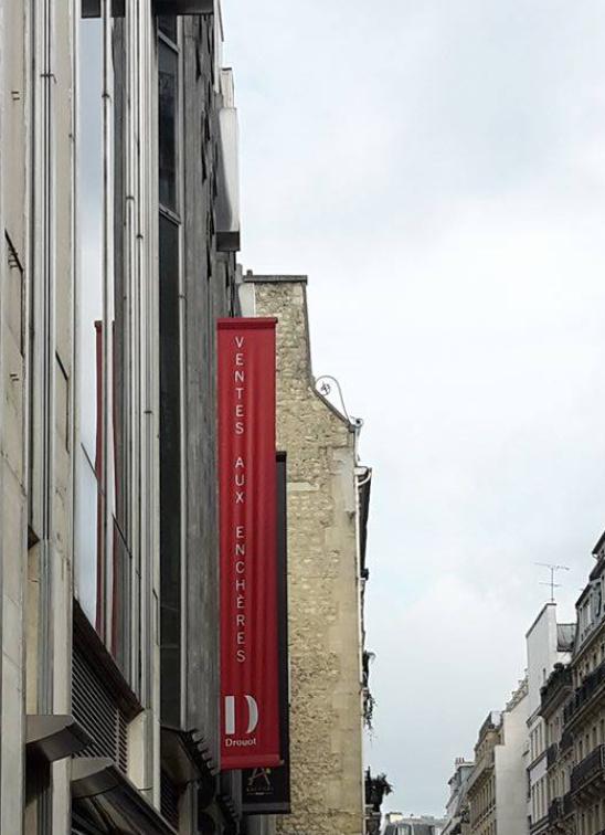 Les musées de Paris, vous en avez fait le tour… Visitez Drouot!